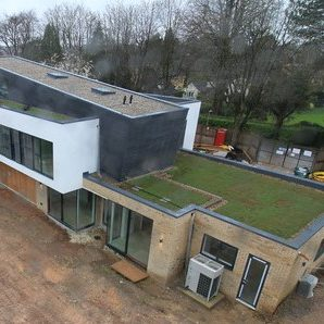 Sika Trocal SGMA And Green Roof System North Essex