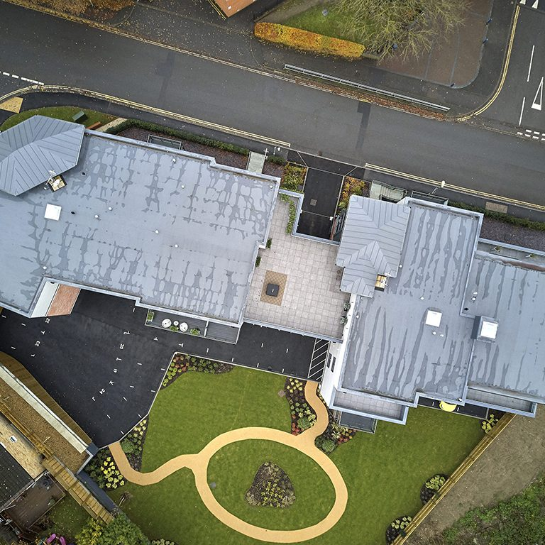 Sika Trocal Type S and SGMA Roof Systems Buckinghamshire